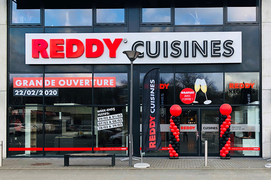 REDDY Cuisine Magasin